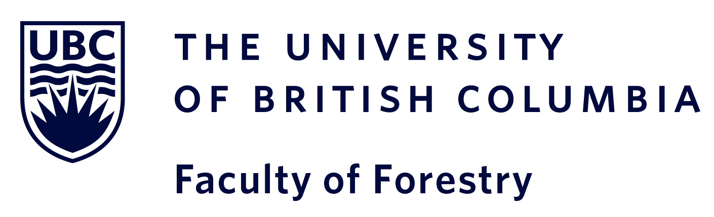 UBC Faculty of Forestry logo