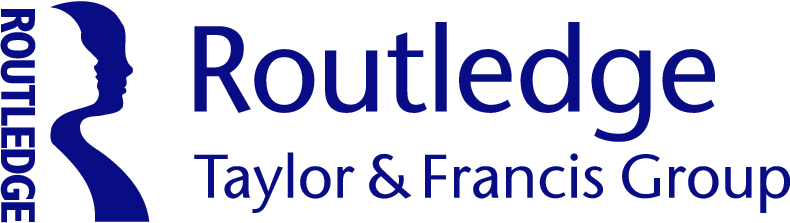 Routledge Taylor and Francis logo
