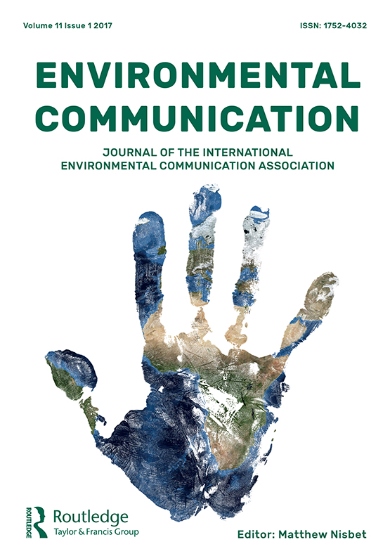 Environmental Communication cover