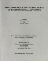 Cover of First COCE Proceedings